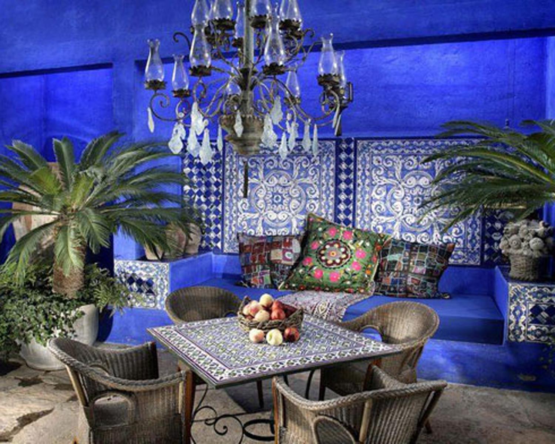Арабский стиль в интерьере - кухня, спальня, гостиная в араб.